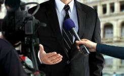 Media training: five requests you can make of a journalist