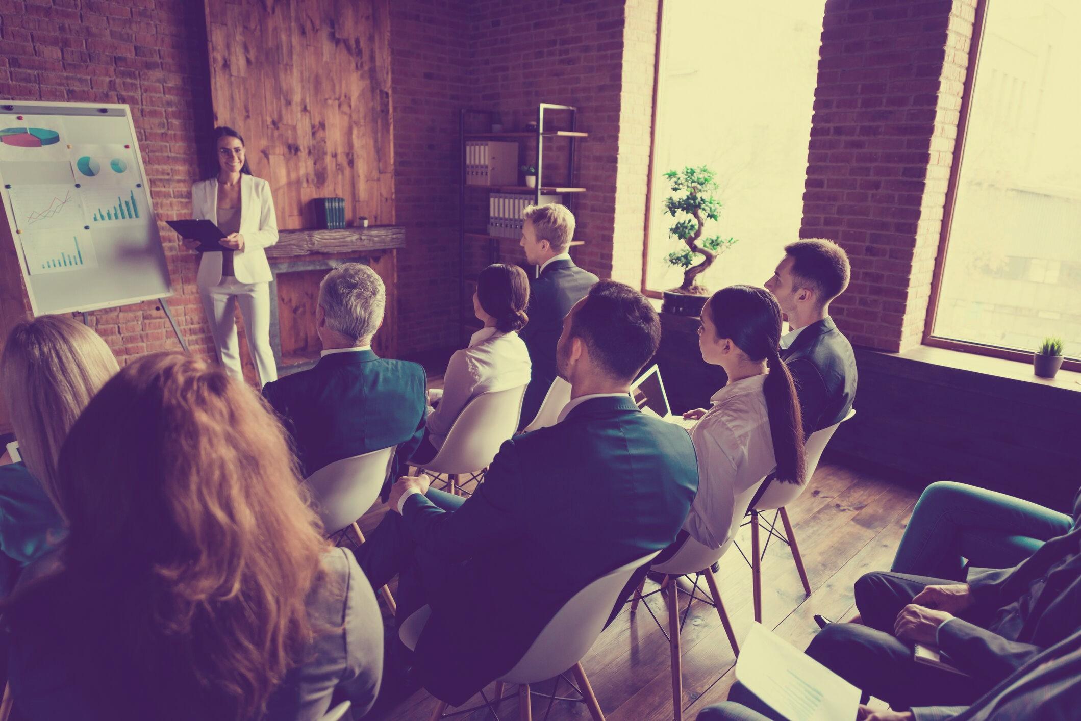 bespoke presentation skills training