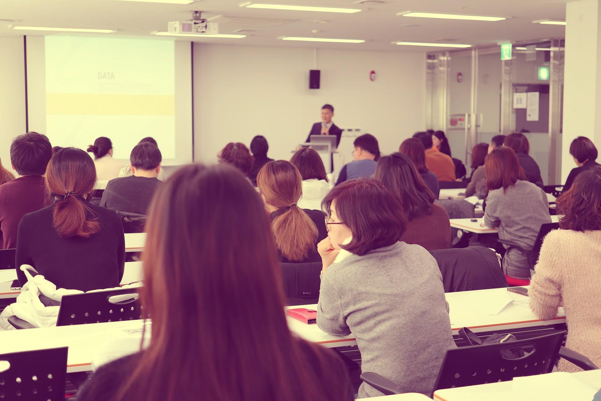 Public meetings training in London