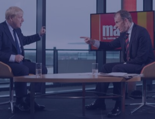 Interview of the week: Boris Johnson vs Andrew Marr
