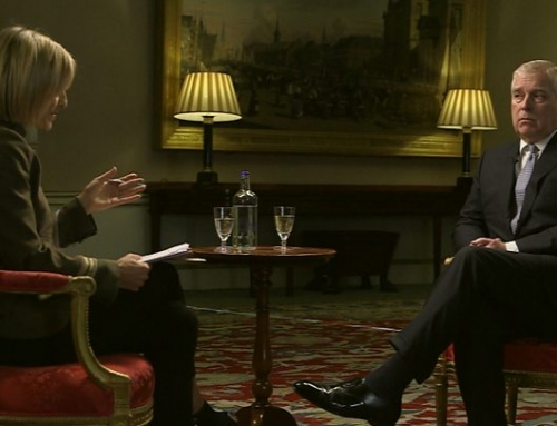 Interview of the week: Prince Andrew and Emily Maitlis
