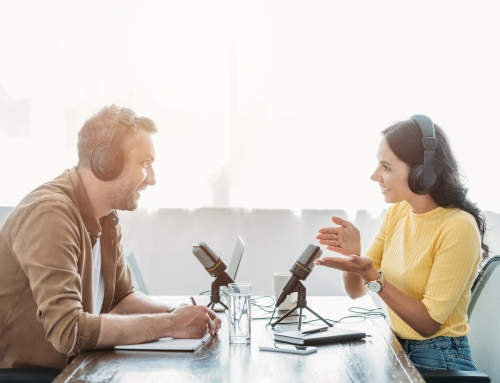 How to do a media interview well – add some human interest