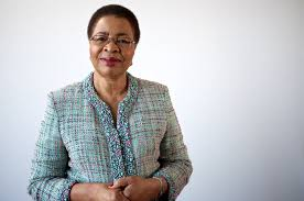 Nelson Mandelas wife