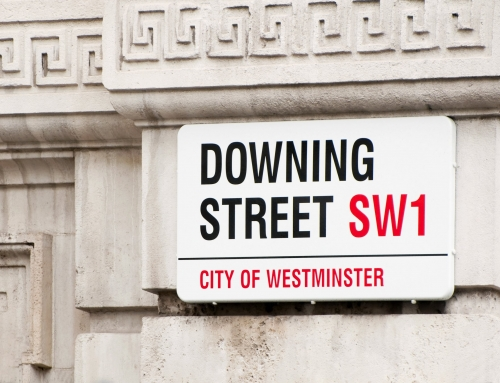 Downing Street's new on-camera briefings – the lessons for media training and corporate communications