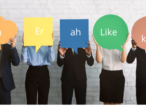 Why you shouldn't stop saying 'um,' 'erm,' and 'ah' while public speaking.