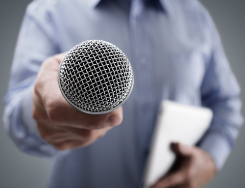 How lawyers can quote figures more effectively during media interviews and presentations