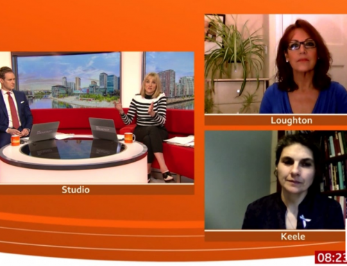 Informative and sympathetic – but two things were missing from a law lecturer's BBC Breakfast interview