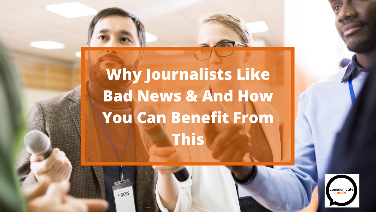 microphone journalist Bad news and benifits